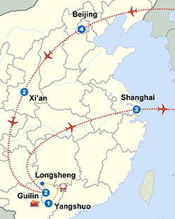 Xi\'an tours-Mag Vacations | Affordable China and Asia Tours, All ...
